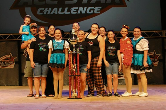 Plant City's Clogging Connection takes competition