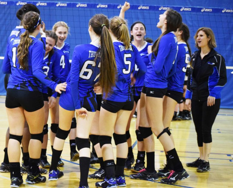 Thunder Bay Club Volleyball Opens Tryout Registration