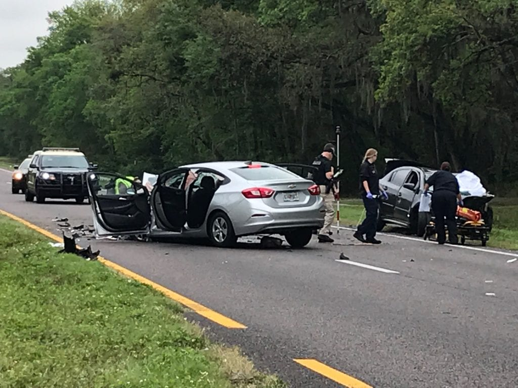 One Dead In Tuesday SR-60 Crash
