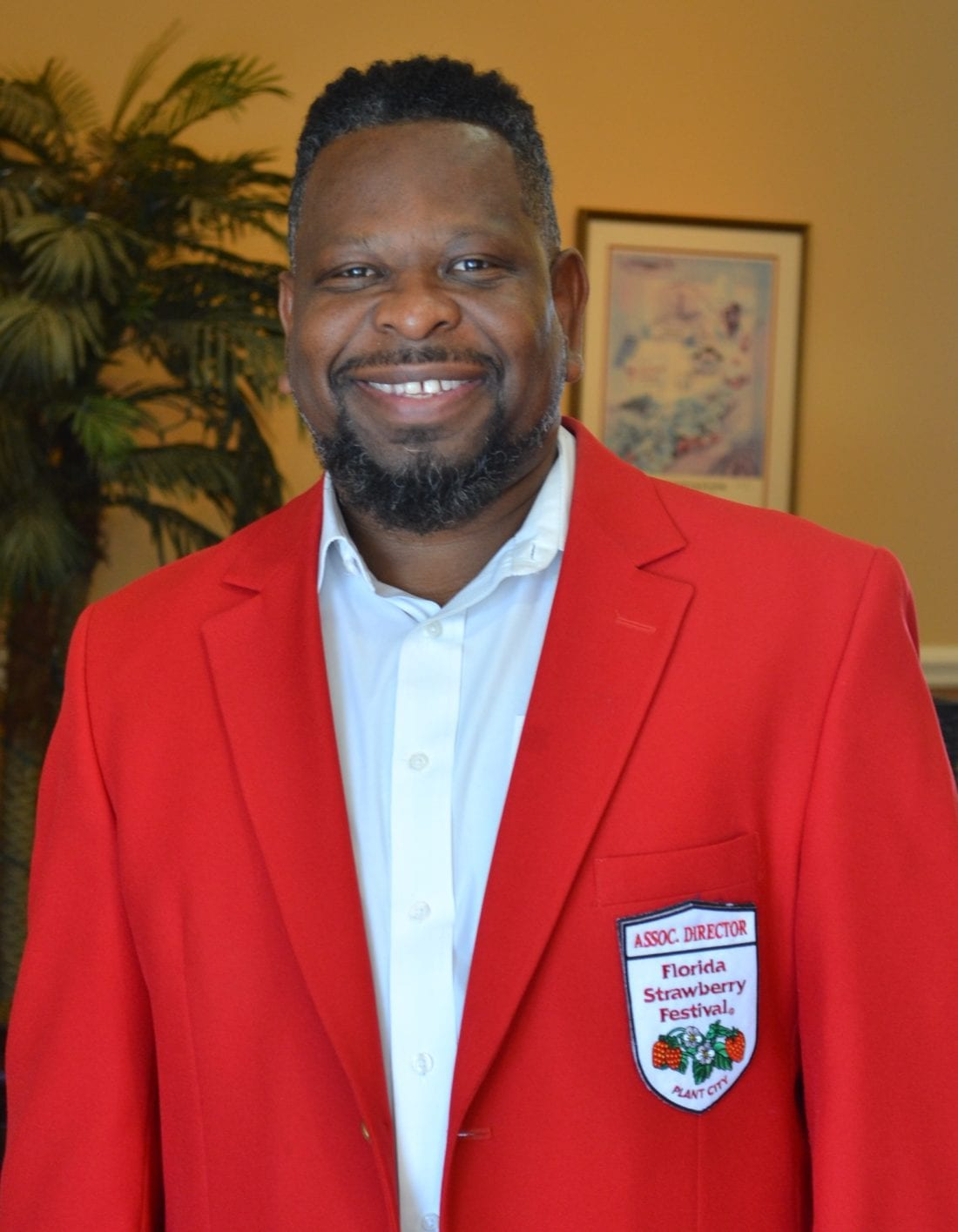 """My perfect vision would be seeing first-time attendee families arrive at the festival. Getting to see their initial reactions to the attractions, entertainment, vendors, rides and simply being able to watch them enjoy some family time at the 2020 event would be pretty perfect."" — Pastor Calvin ""Pee Wee"" Callins, Associate Director"